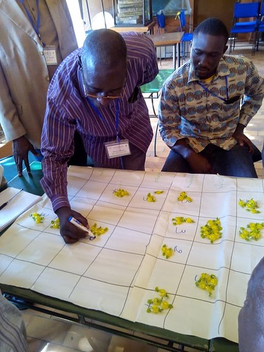 Site Selection in Burkina Faso