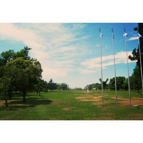 #Campo de la #Gloria. San Lorenzo. #Provincia de Santa Fe #Argentina