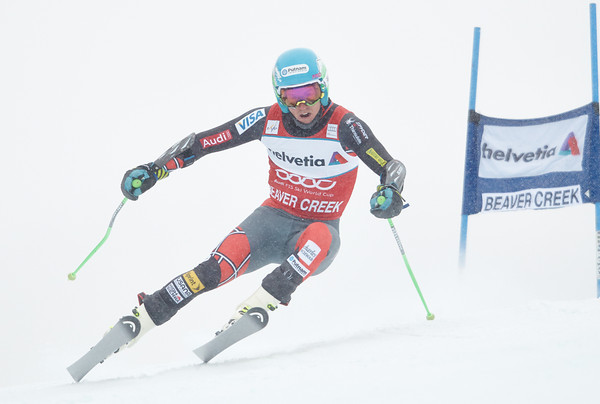 Ted Ligety Beaver Creek 2013