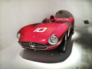 Enzo Ferrari Museum, Maranelo, Italy 2014