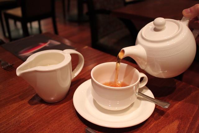 倫敦自助旅行。17度C英式下午茶 (10)