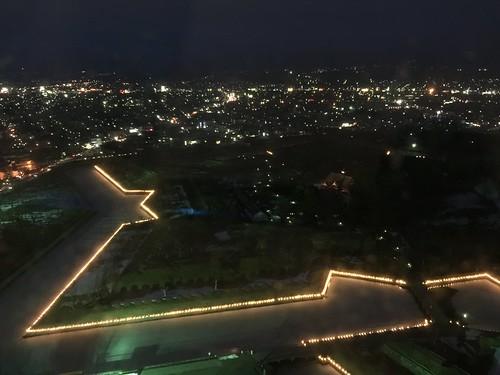 Goryokaku Tower, Goryokaku, Hakodate, Hokkaido, Japan, 五稜郭, 五稜郭公園, 函館, 北海道, 日本, 五稜郭タワ, はこだてし, ほっかいどう, にっぽん, にほん