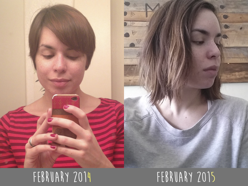 Growing Out The Pixie Cut