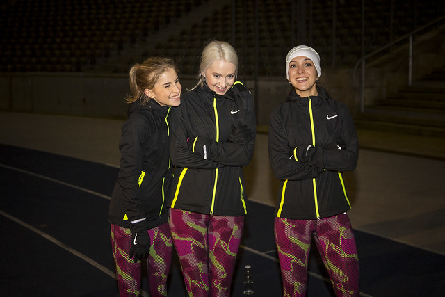 NIKE WOMEN'S 10 KM BERLIN - KICK OFF RUN + DINNER_024