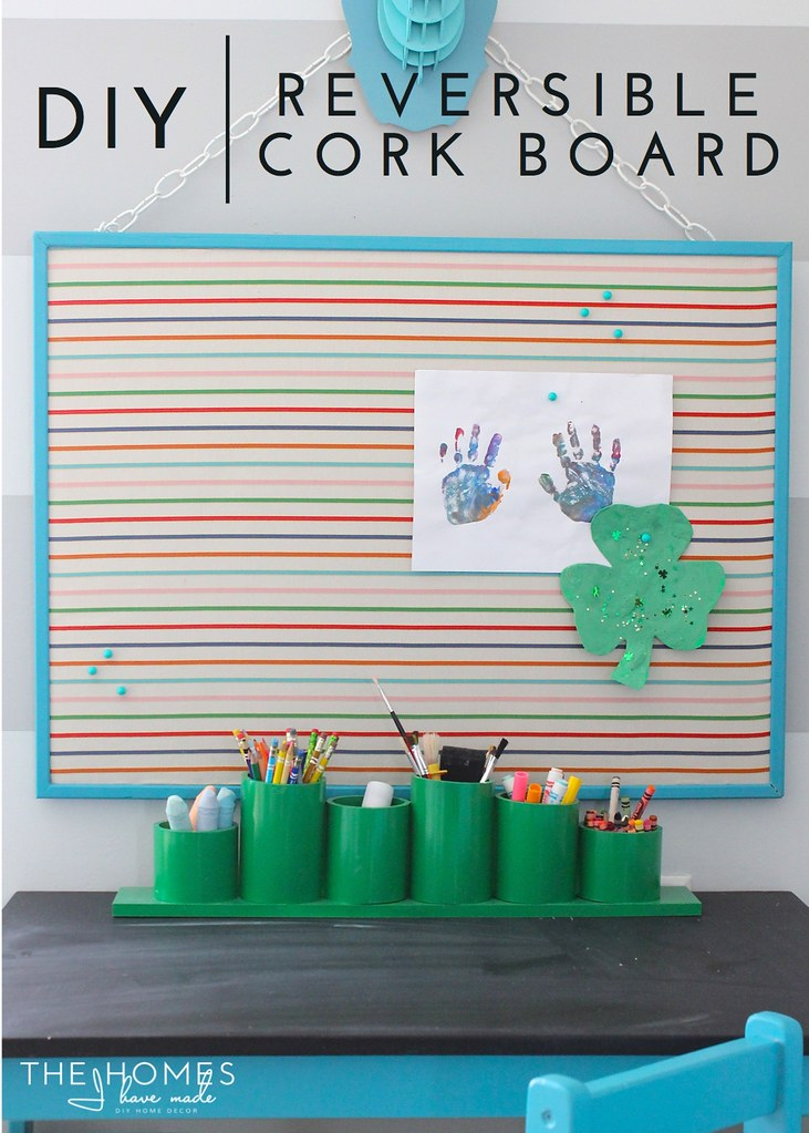 Reversible Cork Board-001