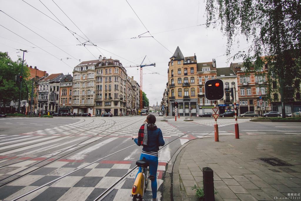 Untitled  轆轆遊遊。布魯塞爾的各種單車路 16608005036 fbbda9d1fb o