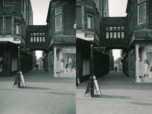 St Cuthber's Lane Montage