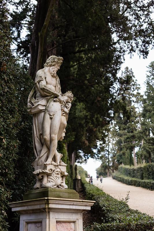 Firenze - Giardino di Boboli
