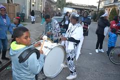 134 Indian Drummers