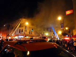 #2 at the scene, another big (4 alarm) fire in the mission district of san franciosco 1-15