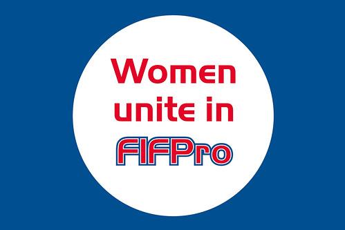 Women unite in FIFPro