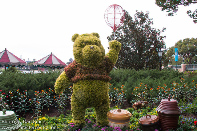 Epcot International Flower and Garden Festival 2015