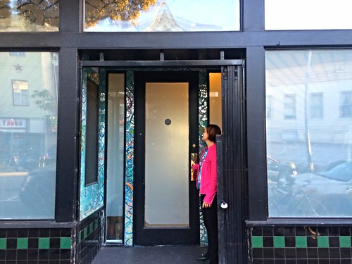 Thea Selby and the Artist Studio on Haight