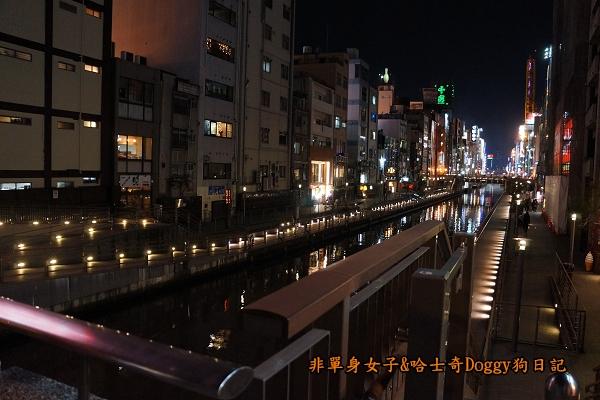 日本大阪道堀頓心齋橋017
