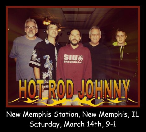 Hot Rod Johnny 3-14-15