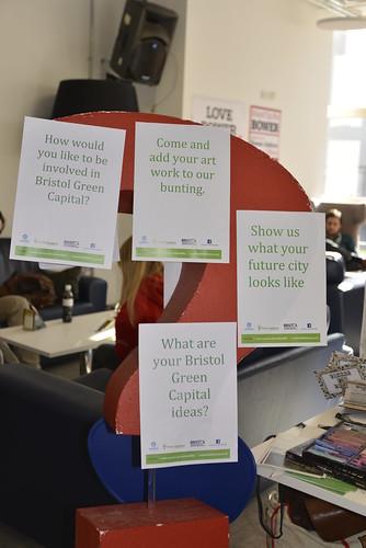 UWE Green Capital Bower Green Leaders