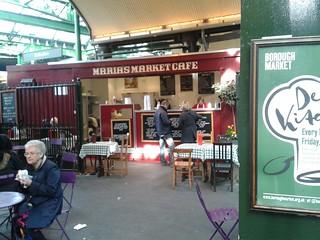 Borough Market London England