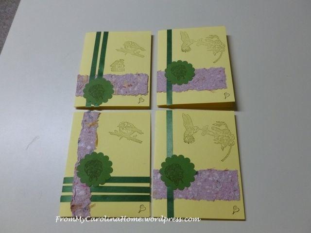 Springtime Cards - 7