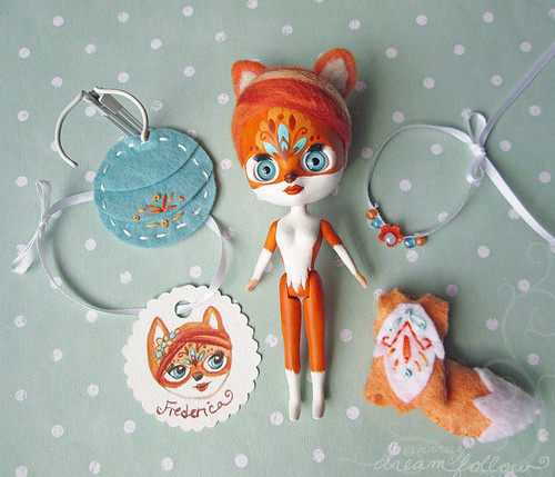 frederica fox girl