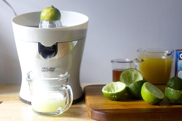 酸橙汁总是比较新鲜