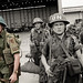 UN Force in the Congo by JohnOByrne.