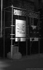 Éléments de CORRIDART, rue Sherbrooke. - 5 juillet 1976. / Louis-Philippe Meunier. Archives de la Ville de Montréal. VM94-EM0745-011