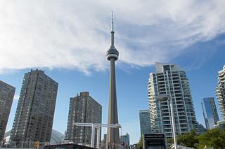 Image of Harbourfront Centre. toronto ontario canada ca