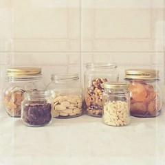 in cucina  #food #kitchen #nuts #driedfruits #drie…