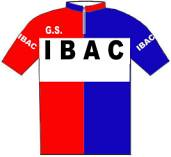 IBAC - Giro d'Italia 1963
