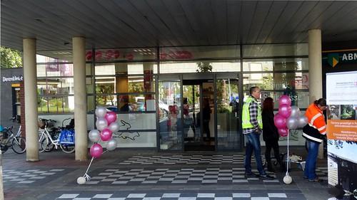 Heliumballonnen Open Dag Dierenkliniek Spijkenisse