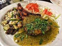 Pork Chop Verde from Masaryk, Garland