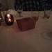 Roycroft Inn.  Pheasant legs a-go-go.