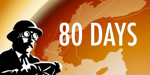 80 Days now available on Android