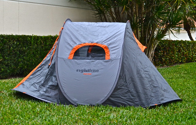 rightline gear - pop up tents