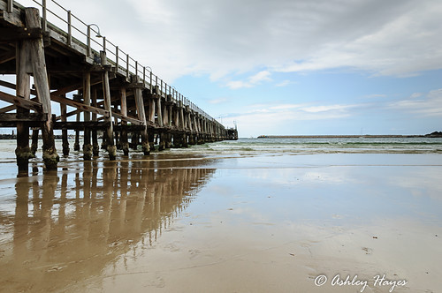 jetty australia newsouthwales coffsharbour