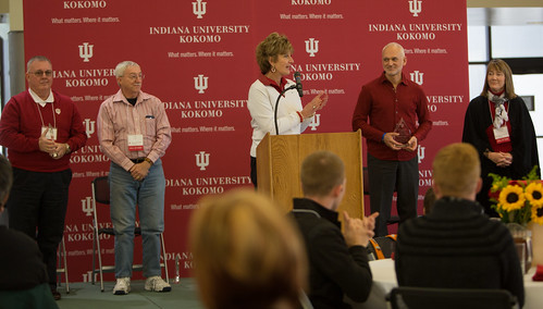 Four inducted into IU Kokomo Alumni Hall of Fame
