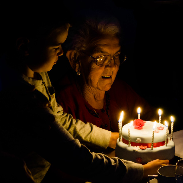 birthday candle low light photography & Low Light Photography Tips Without a Flash