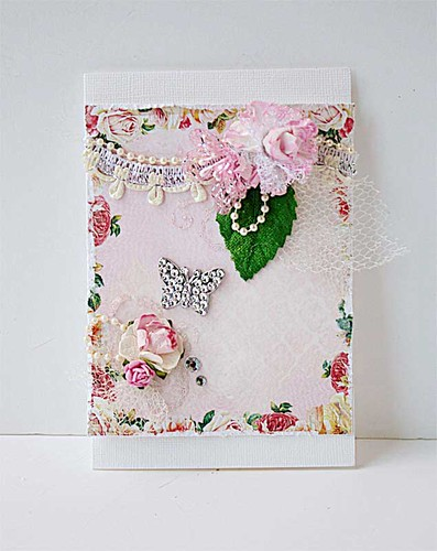 Pink-mixed-media-card-by-Yvonne-Yam-for-The-Crafter's-Workshop