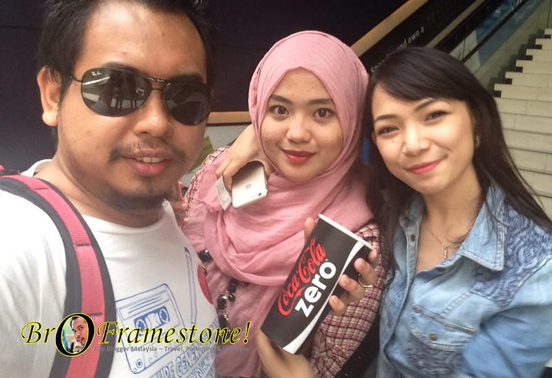 Kejutan Buat Blogger Malaysia - Coca Cola Zero