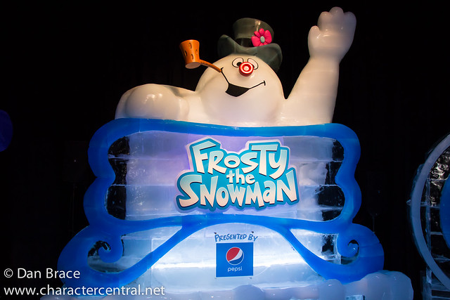 ICE! featuring Frosty the Snowman