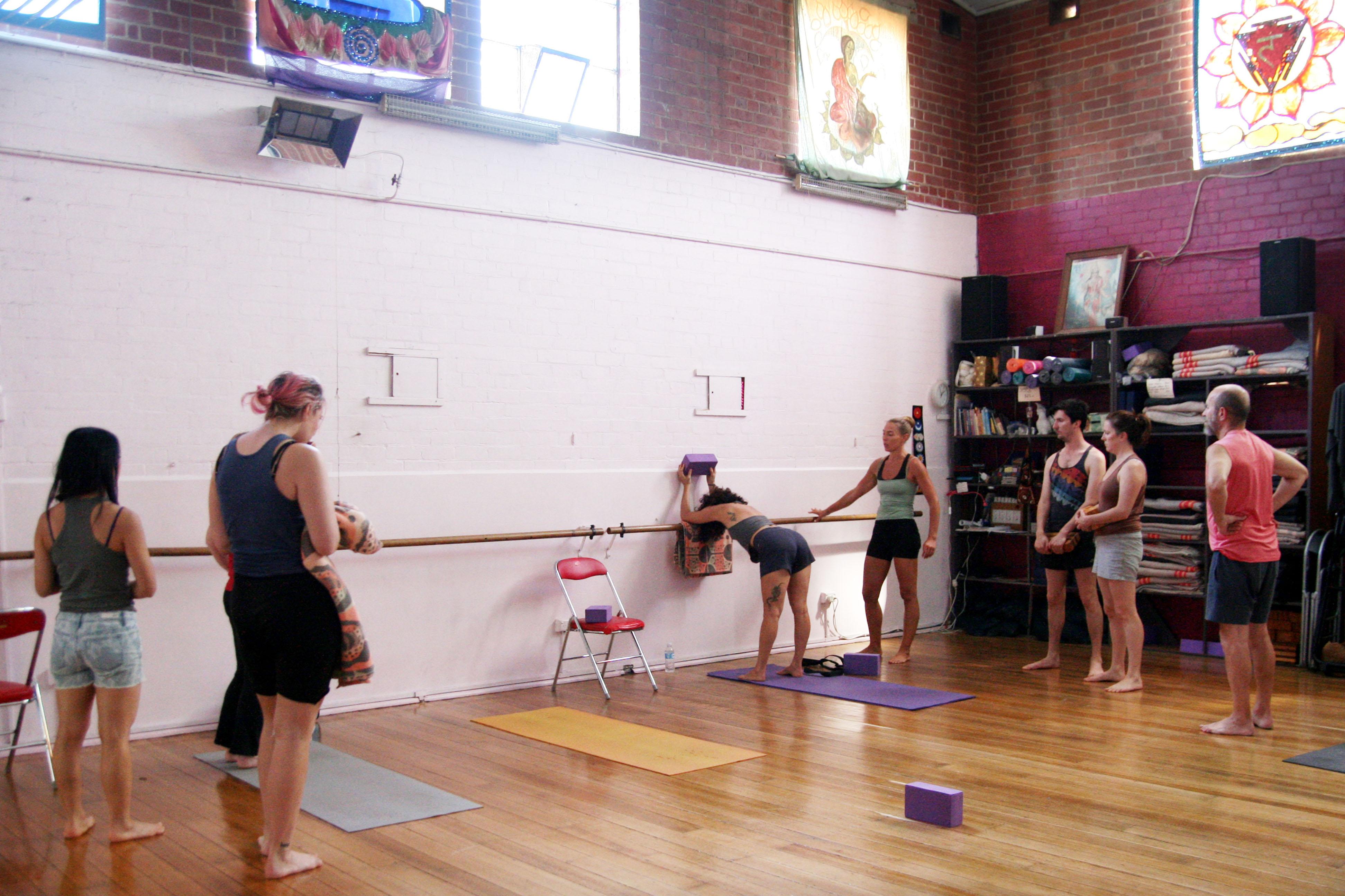 Svastha Health/Dance of Life Workshop, 12 October 2014