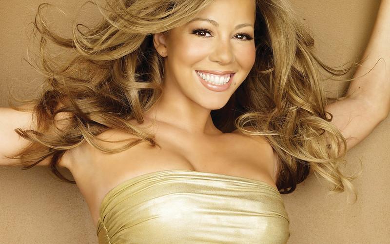 Dramatic performance of Mariah Carey