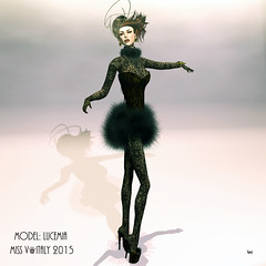 LuceMia - Lamu Fashion Model & *PosESioN*