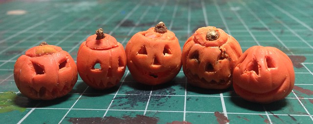 1/12th scale Halloween Props
