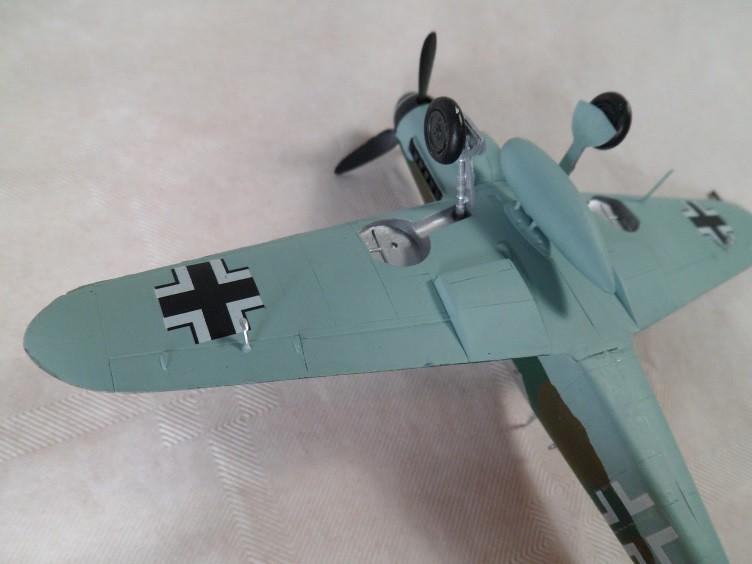 Messerschmitt Bf109 G-10 [Revell 1/72] 15925500522_abffb5f2f6_b