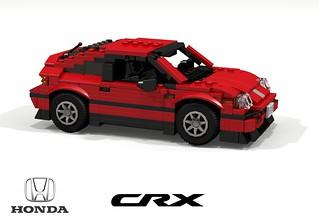 Honda CRX VTEC Coupe (1989)