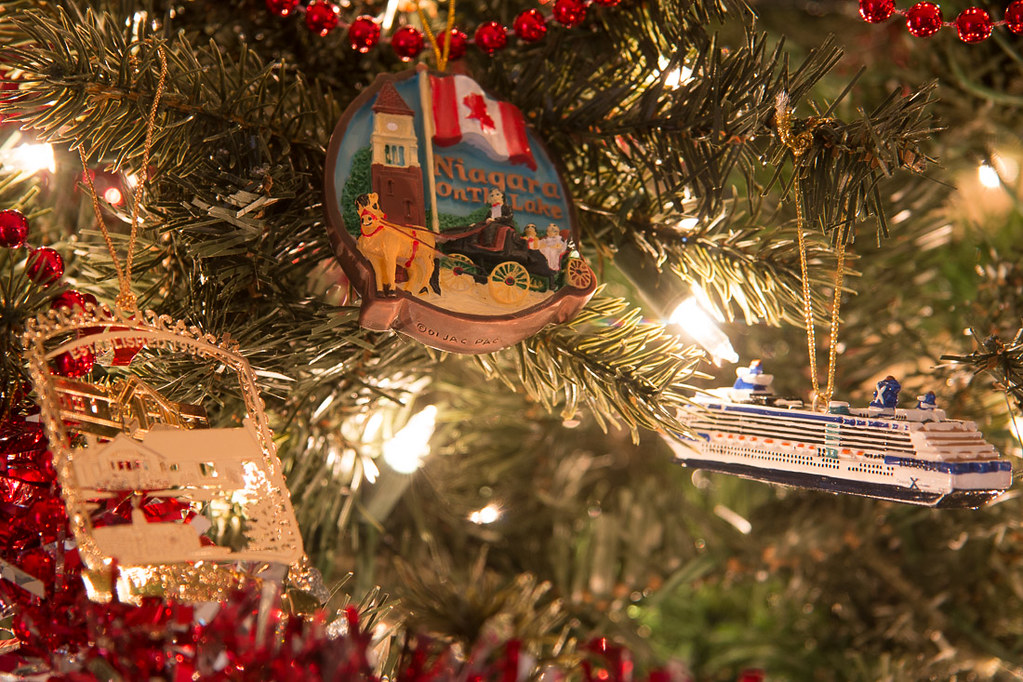 souvenir Christmas ornaments