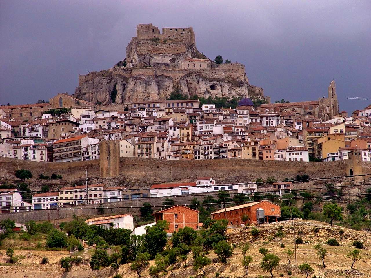 Elevation of masia cabrideta 1 morella castell n spain - Mare castellon ...