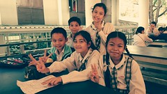 Prathom EP students from Varee School