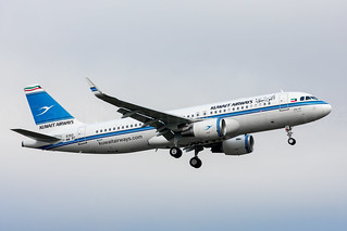 Kuwait Airways A320